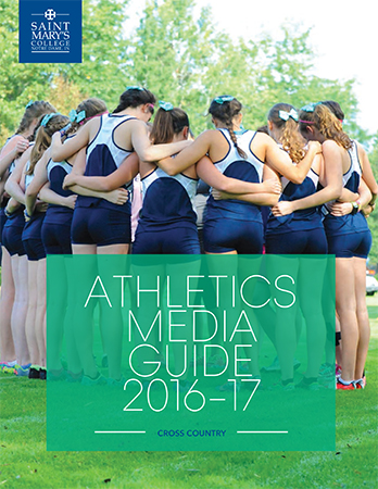 2016-17 Cross Country Media Guide cover