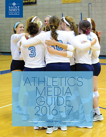 volleyball huddle media guide