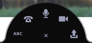 VoiceThread user interface