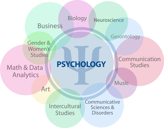 Pair your psychology degree with other areas of study for a rewarding career