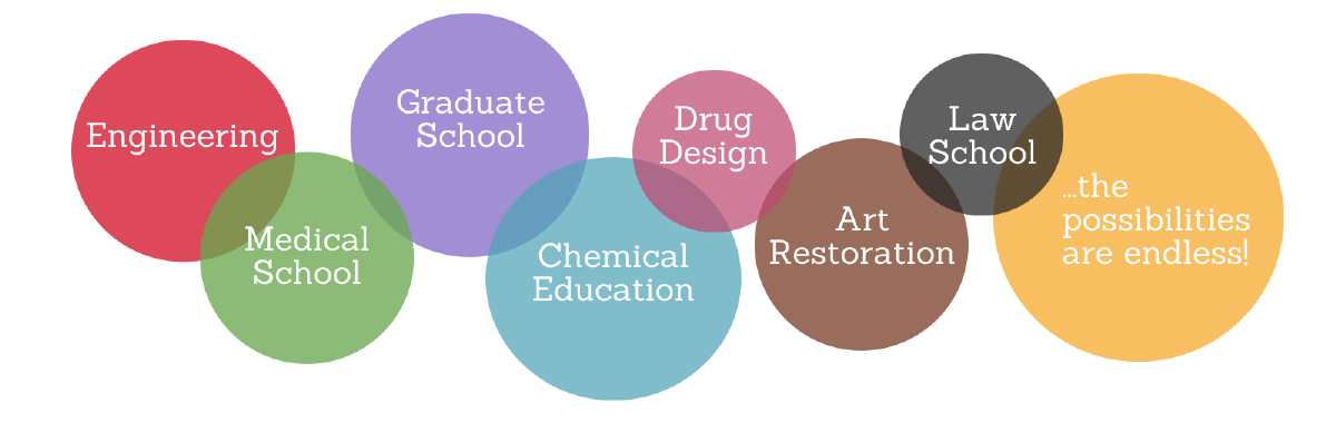 Chemistry career paths