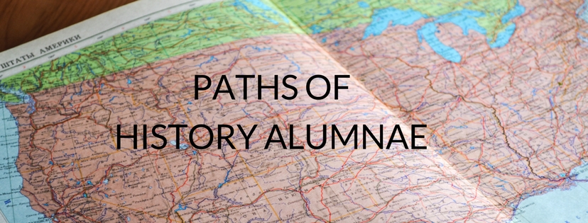 Paths of History Alumnae, Map