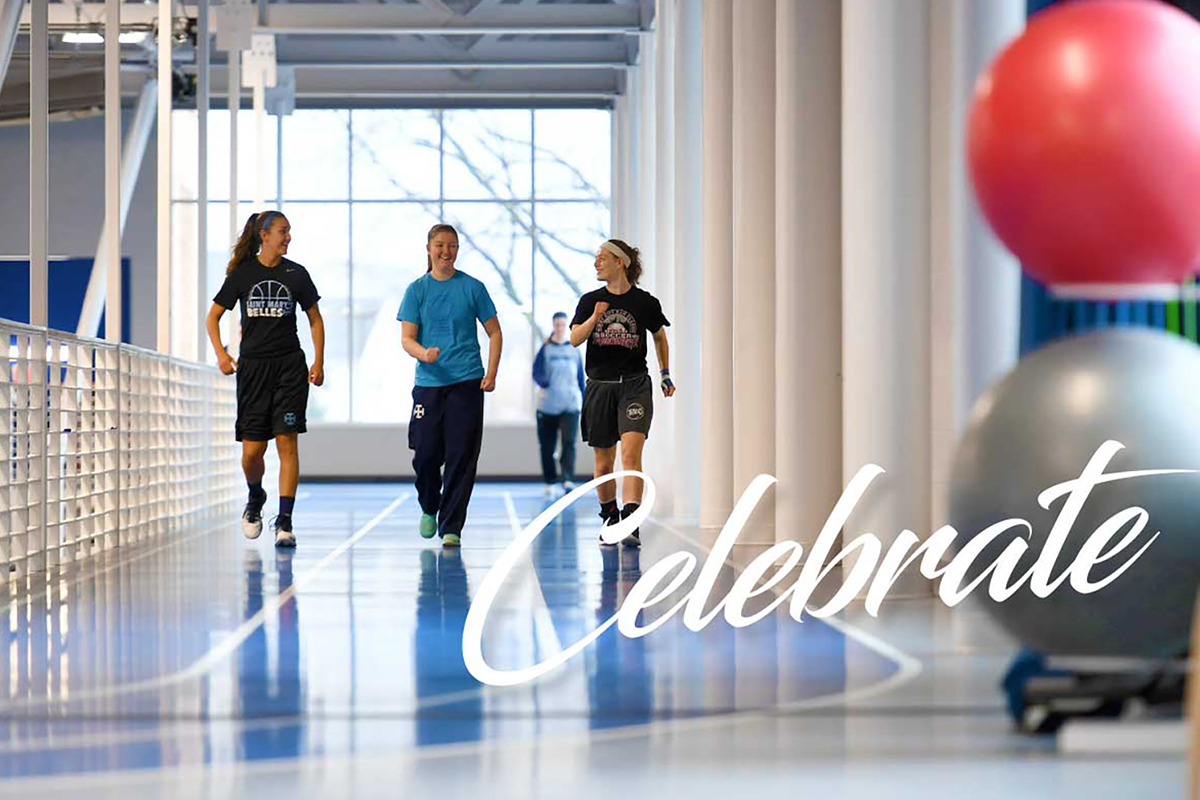Celebrate the opening of Angela Athletic & Wellness Complex