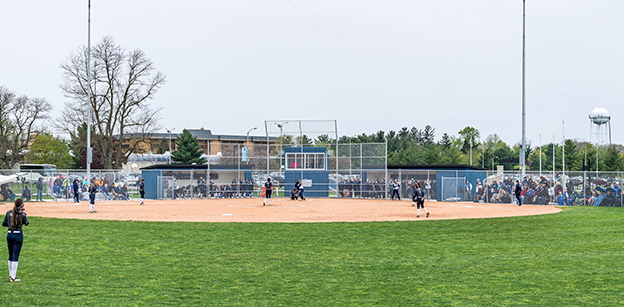 Purcell Athletic Fields - Softball Field