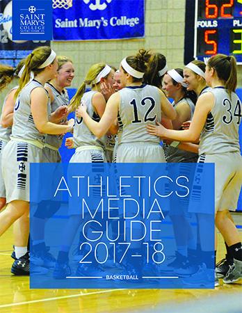 2017-18 Basketball Media Guide cover