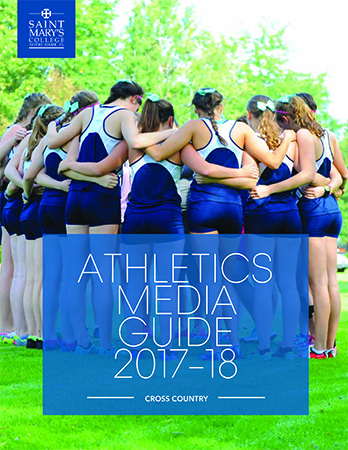 2017-18 Cross Country Media Guide cover