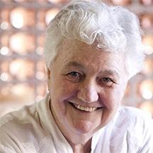 Sister Peggy O'Neill, SC