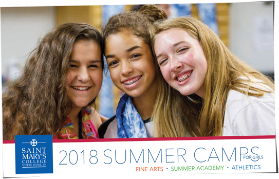 Download Summer Camps Brochure