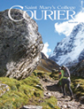 Summer 2018 Courier Cover