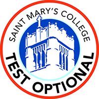 Saint Mary's is now test optional