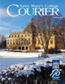 Fall/Winter 2018 Courier Cover
