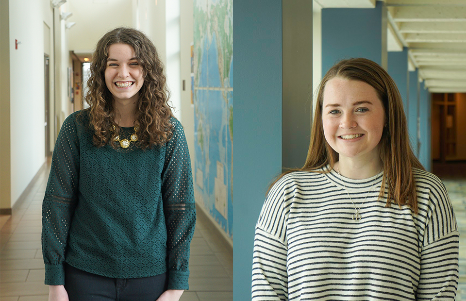 Two seniors selected for Orr Fellowship, Indianapolis-based mentorship