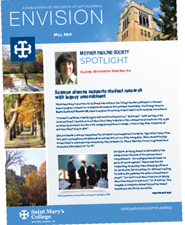 Envision Newsletter Fall 2019