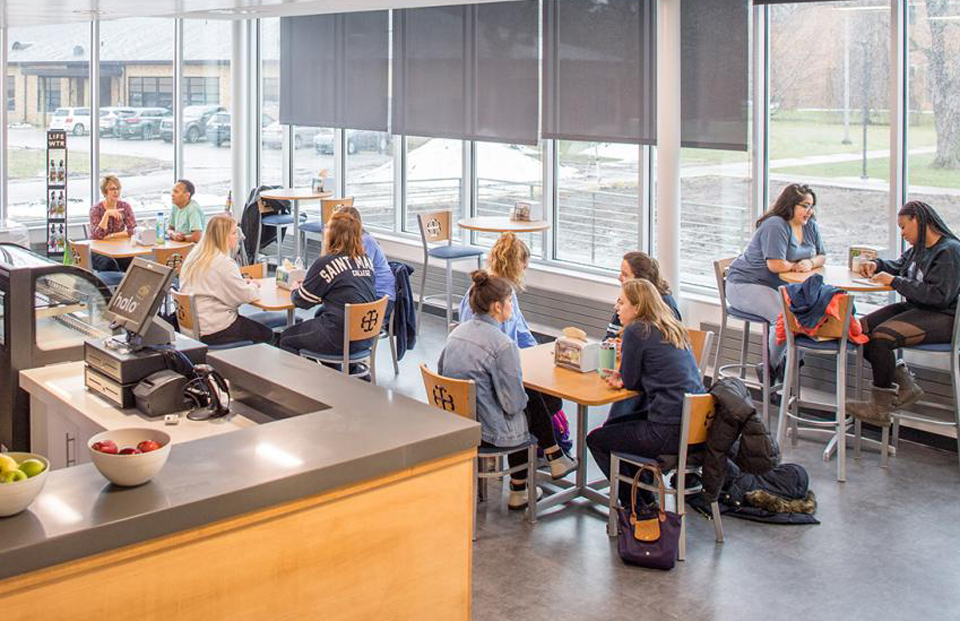 Greater Campus Dining Value for Students