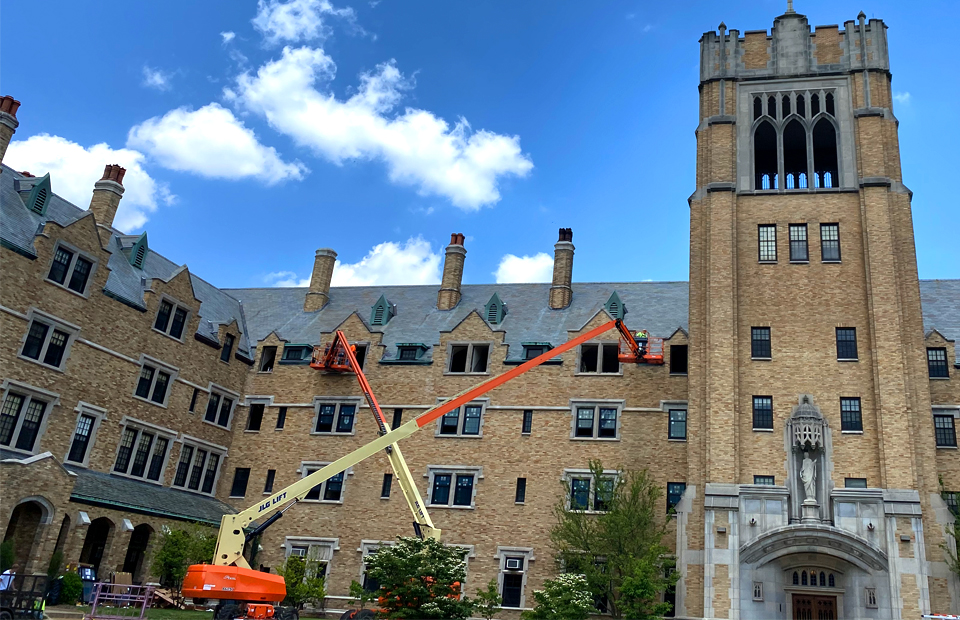 Campus Improvements Welcome Students Back