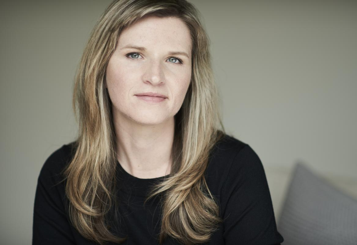 Photo of Tara Westover; photo credit Paul Stuart