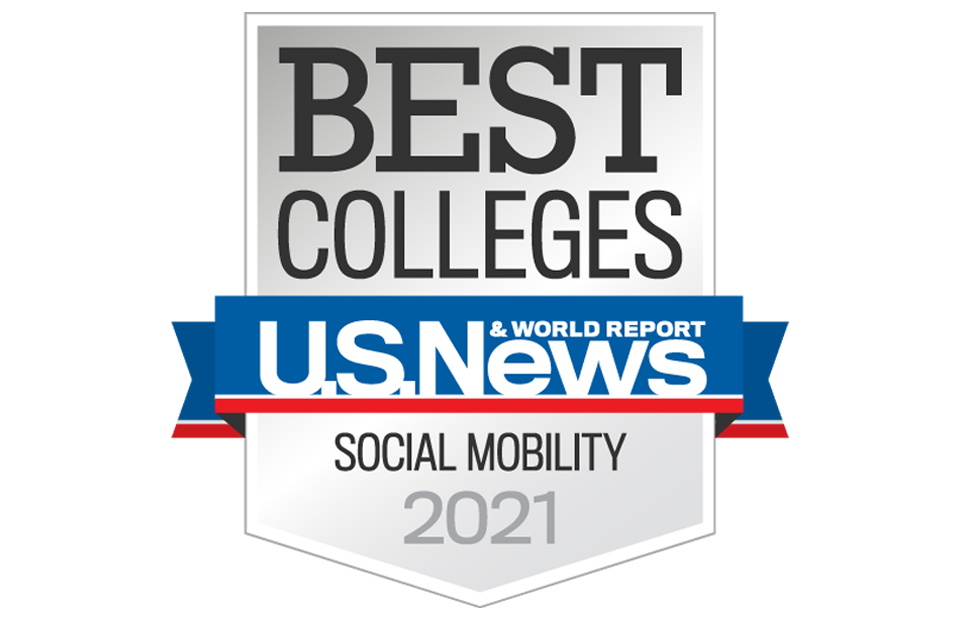 Best Colleges Social Mobility 2021