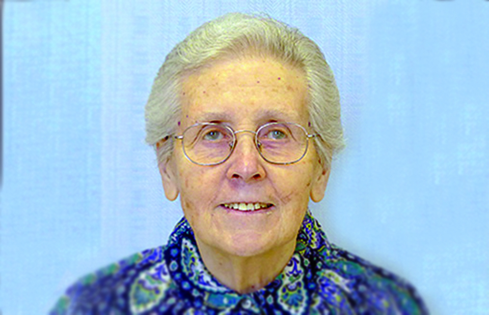 Saint Mary's Mourns Loss of Sister Miriam Cooney