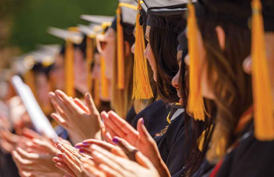 Plans for Spring Commencement Are Announced