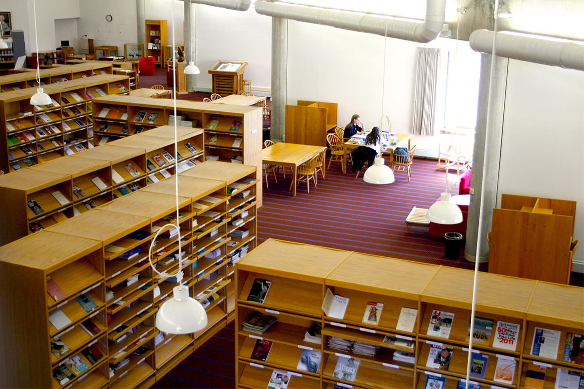Cushwa Leighton Library