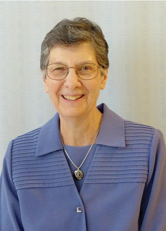 Sister Joan Marie Steadman, CSC