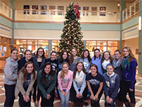 Cross Country - Adopt-A-Family Gift Wrapping