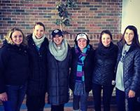 Golf  Team - St. Margaret's House Winter Walk
