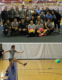 Hannah and Friends Kickball Tournament
