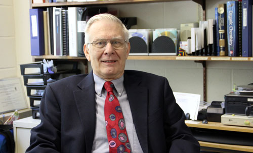 J. Philip Bays, Professor Emeritus of Chemistry, American Chemical Society Fellow