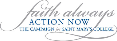 faith always action now campaign