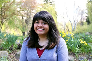 Dara Marquez will intern as a medical chemist with Eli Lilly and Company in Indianapolis.