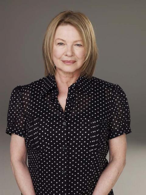 Actress Dianne Wiest is the 2013-14 Margaret Hill Endowed Visiting Artist.