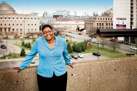 Karen Freeman-Wilson, mayor of the City of Gary, Ind., will speak at Saint Mary's on Nov. 18.