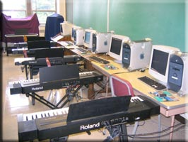 Moreau electronic music collaboratory