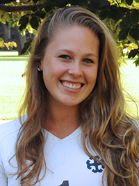 Melani Kuczek led all players with 17 kills.