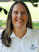 Kim Moore, Head Golf Coach