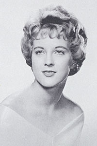 Marjorie Neuhoff's senior photo from 1961.