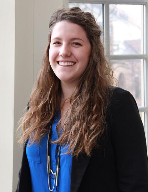 Nicole Clayton '13 was recently named an Orr Fellow.