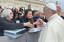 Photo courtesy of L'Osservatore Romano