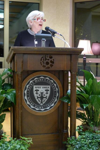 President Carol Ann Mooney