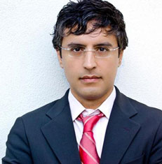 Reza Aslan is the 2014 Christian Culture Lecturer.
