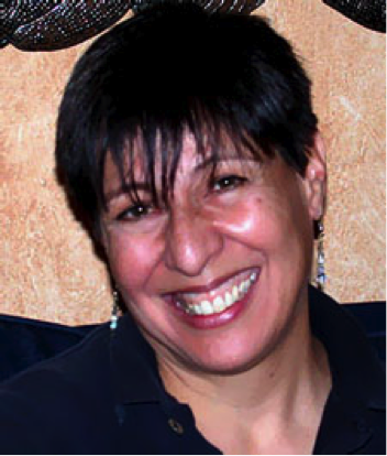 Sarah Cortez, award-winning writer