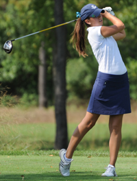 Janice Heffernan led the Belles with a 78 to finish fifth individually.