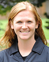 Katie Bourbonnais, Assistant Director of Sports Medicine in Athletics Department