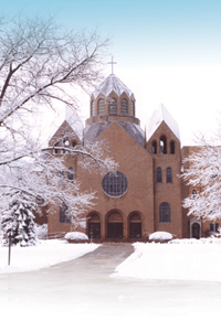 Church of Our Lady of Loretto at Saint Mary's