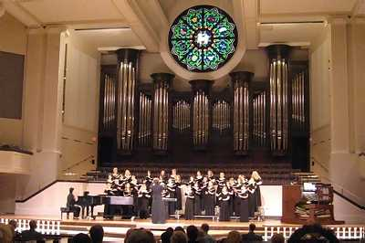 Women's Choir in Plano