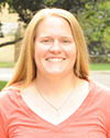 Sarah Miesle, Sports Information Director in Athletics Department