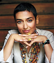 Zainab Salbi, founder of Women for Women International