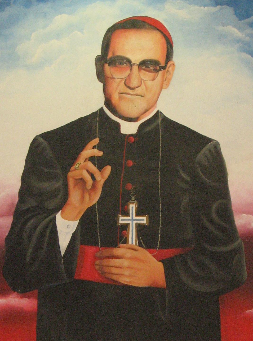 Oscar Romero mural