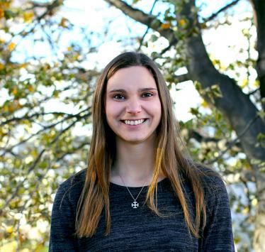Rachel Bonek, class of 2018
